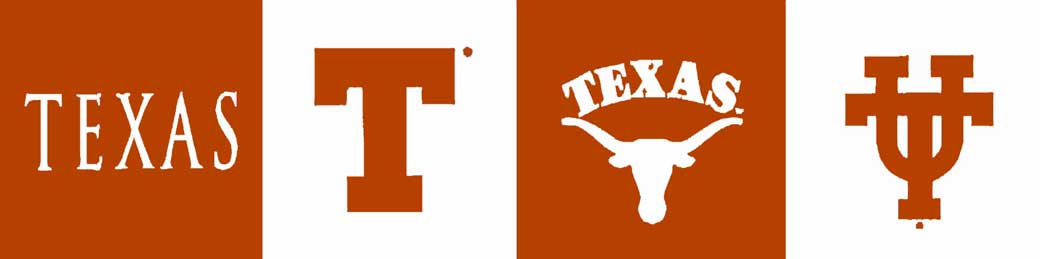Texas Longhorns Wallpaper Border