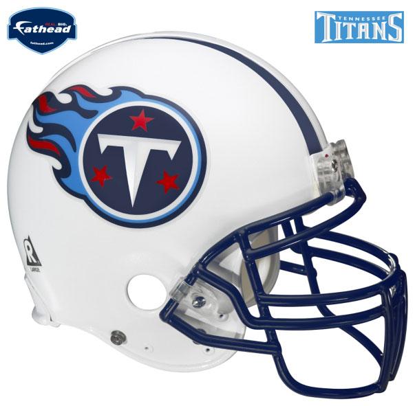 Tennessee Titans Helmet Fathead Nfl Wall Graphic