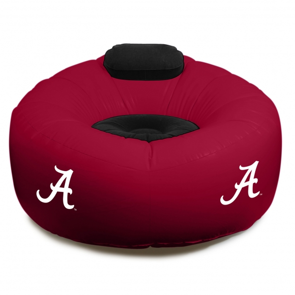 Alabama Crimson Tide Ncaa College Vinyl Inflatable Chair W