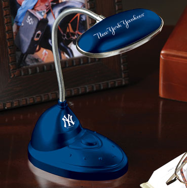 New York Yankees Mlb Led Desk Lamp