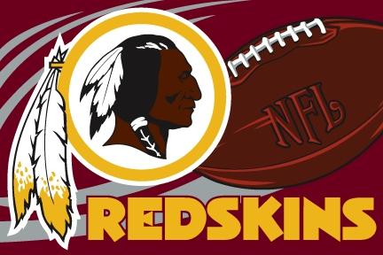 Redskins Crib Bedding