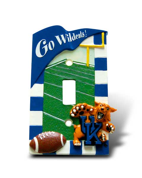University Of Kentucky Light Switch Cover