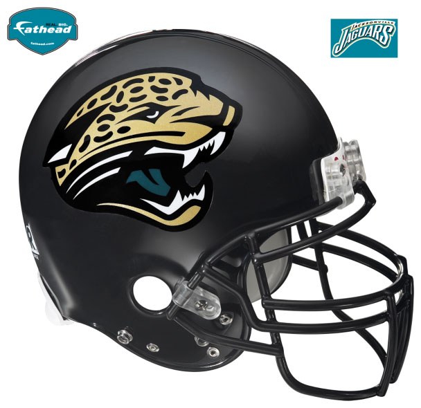 jacksonville jaguars helmet fathead nfl wall graphic. Cars Review. Best American Auto & Cars Review