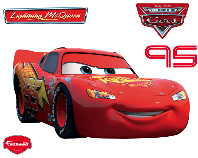 Lightning Mcqueen Bedroom