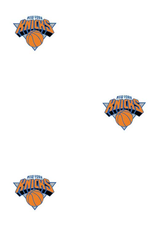 New york knicks logo wallpaper double roll for New york wallpaper rolls