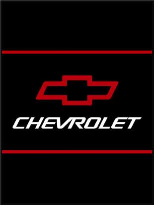 Chevrolet 60 Quot X 80 Quot Classic Collection Blanket Throw