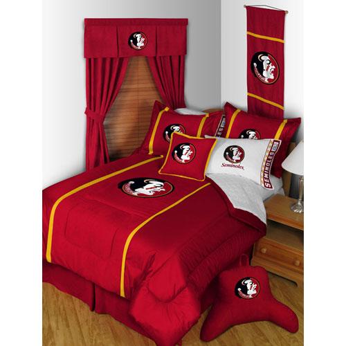 Florida State Seminoles Mvp Comforter Sheet Set