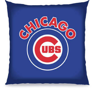 Chicago Cubs 18 Quot Toss Pillow