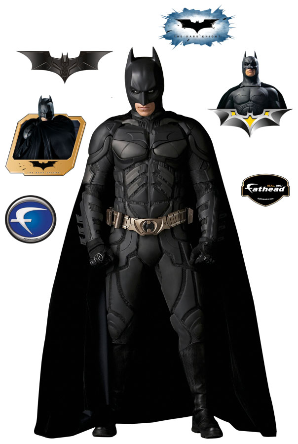 Batman Movie Character Fathead Comic Book Wall Graphic