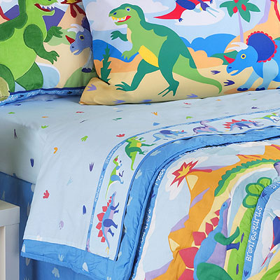 Dinosaurland Full Sheet Set