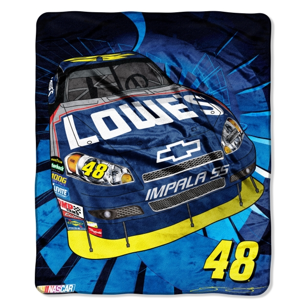 Under: NASCAR Bedding, Room Decor & Accessories » Jimmie Johnson #48 ...