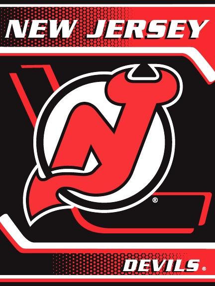 New Jersey Devils Nhl Quot Tie Dye Quot 60 Quot X 80 Quot Super Plush Throw