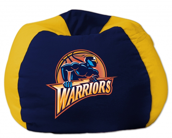 Golden State Warriors Nba 102 Quot Cotton Duck Bean Bag