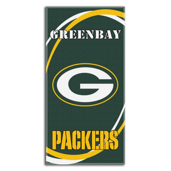 Green Bay Packers Nfl 30 Quot X 60 Quot Terry Beach Towel