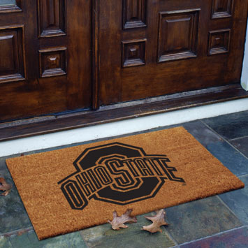Ohio State Osu Buckeyes Ncaa College Rectangular Outdoor