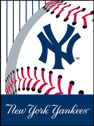 New York Yankees 60 Quot X 80 Quot Grand Slam Printed Raschel