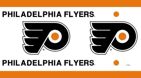 Philadelphia Flyers Wallpaper Border