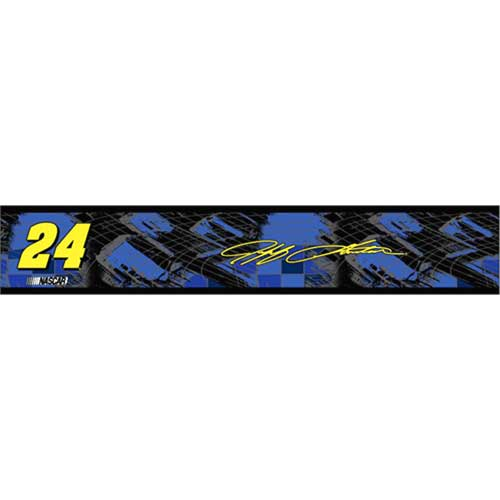 jeff gordon wallpaper border