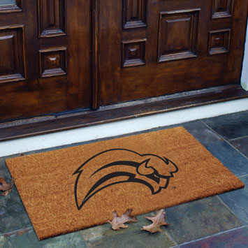 Buffalo Sabres Nhl Rectangular Outdoor Flocked Door Mat