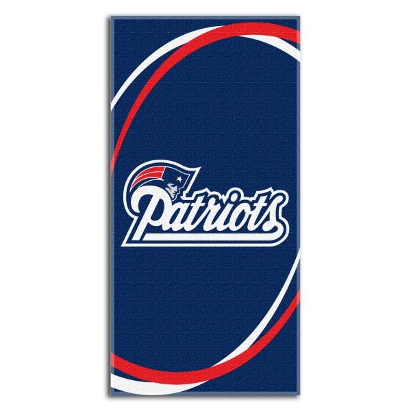 New England Patriots Nfl 30 Quot X 60 Quot Terry Beach Towel
