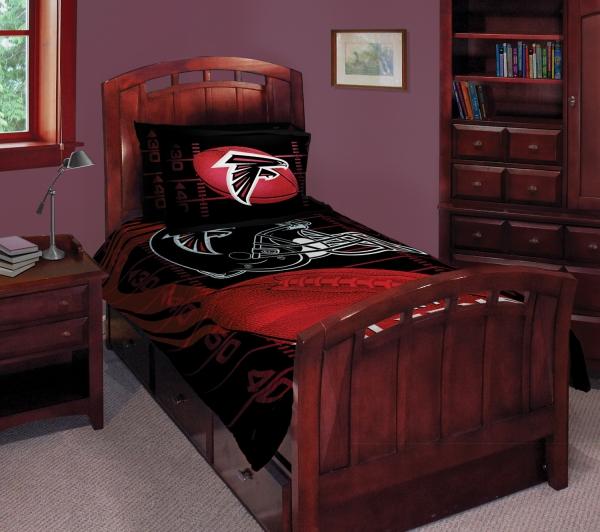 Atlanta Falcons Nfl Twin Comforter Set 63 Quot X 86 Quot