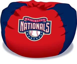 Washington Nationals Bean Bag