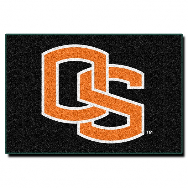 Oregon State Beavers Ncaa College 20 Quot X 30 Quot Acrylic Tufted Rug