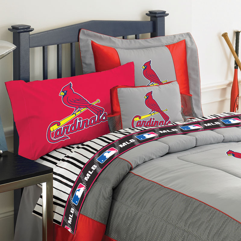 St Louis Cardinals Pillow Case
