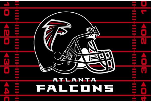 Atlanta Falcons Nfl 39 Quot X 59 Quot Tufted Rug