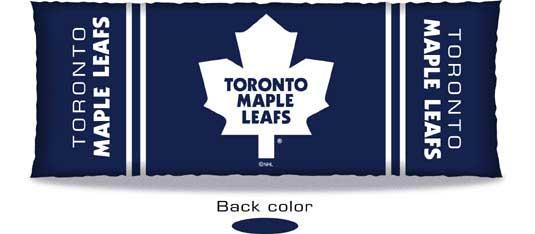 Toronto Maple Leafs Body Pillow
