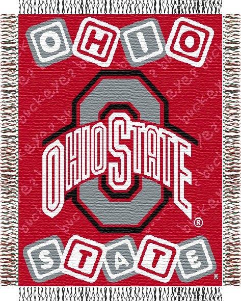 Ohio State Buckeyes Ncaa College Baby 36 Quot X 46 Quot Triple