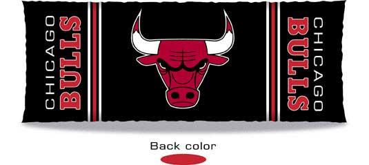 Chicago Bulls Body Pillow