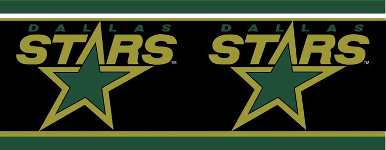 Dallas Stars Wallpaper Border