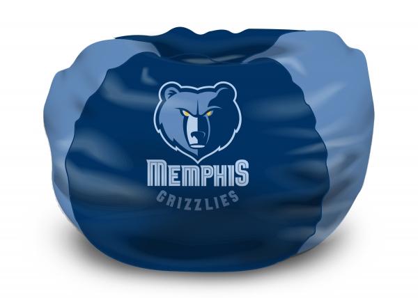 Memphis Grizzlies Nba 102 Quot Cotton Duck Bean Bag