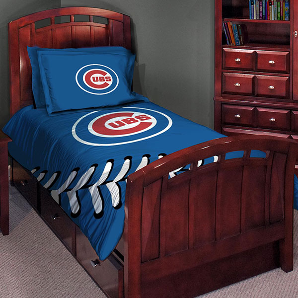 Chicago Cubs Mlb Twin Comforter Set 63 Quot X 86 Quot