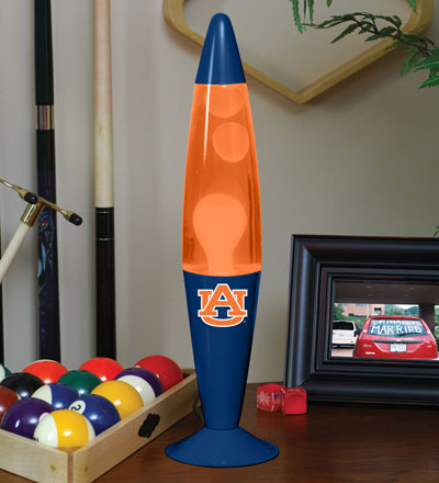 Auburn Tigers Ncaa College 16 Quot Motion Lava Lamp