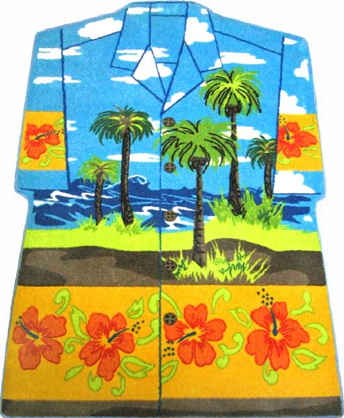 Tropical Themed Rugs Roselawnlutheran