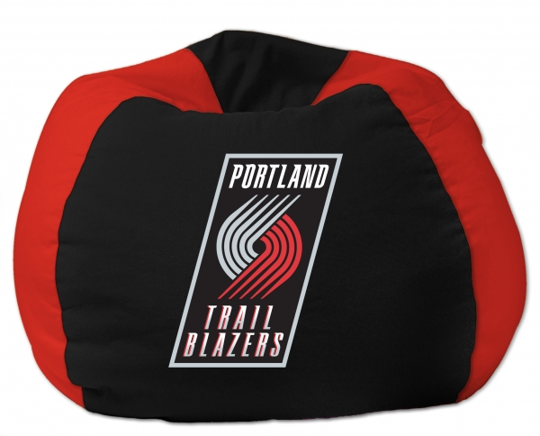 Portland Trail Blazers Nba 102 Quot Cotton Duck Bean Bag