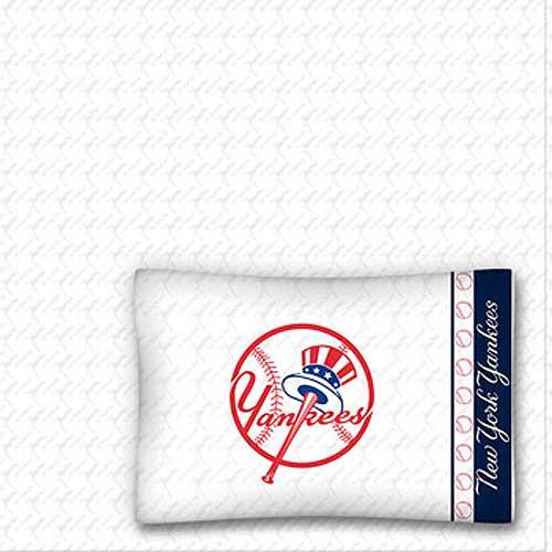 New York Yankees Locker Room Sheet Set