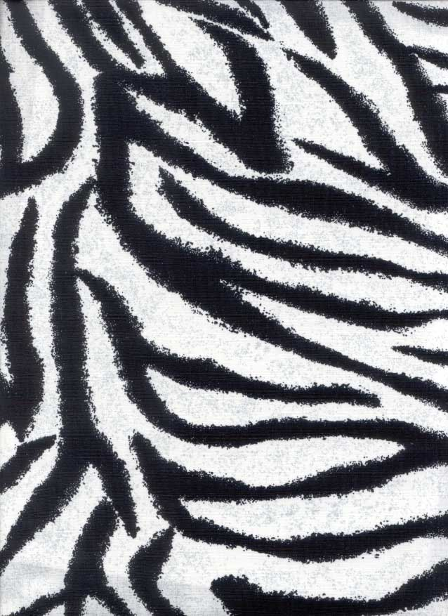 Sheet Set - Zebra Print