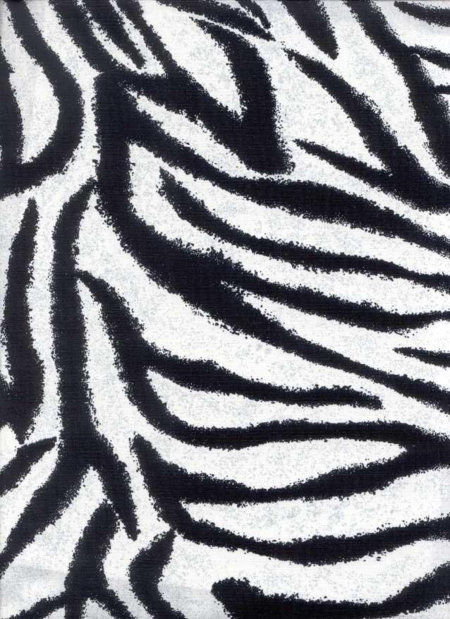 Sheet Set - Zebra Print