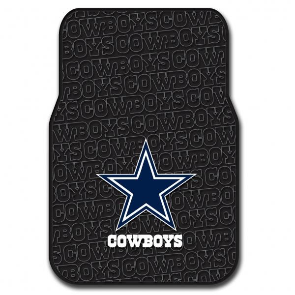 Dallas Cowboys Nfl Car Floor Mat