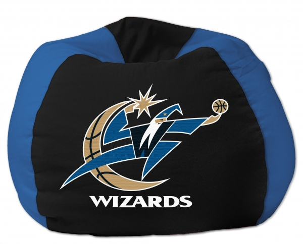 Washington Wizards Nba 102 Quot Cotton Duck Bean Bag