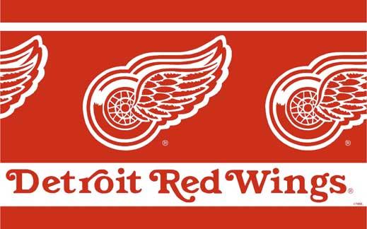 red wings wallpaper border -#main