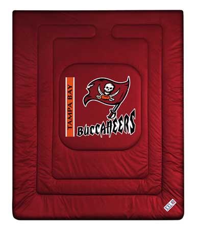 Tampa Bay Buccaneers Locker Room Comforter