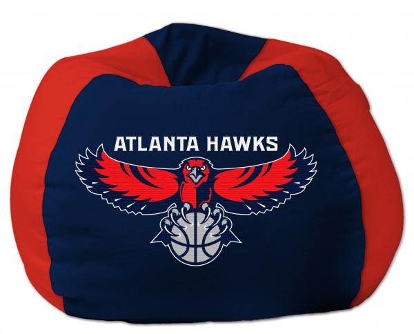 Atlanta Hawks Nba 102 Quot Cotton Duck Bean Bag