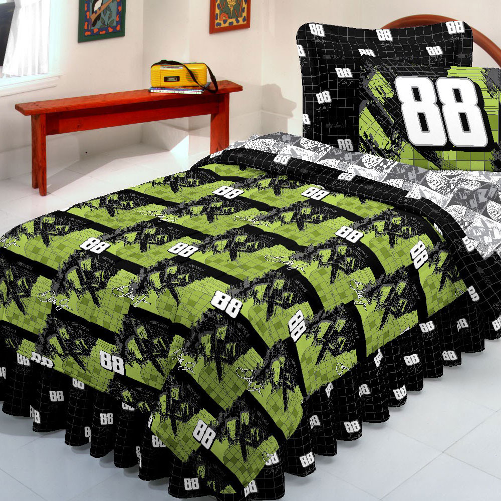 Dale Earnhardt Jr 88 Full Comforter