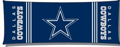 Dallas Cowboys Nfl 19 Quot X 54 Quot Body Pillow