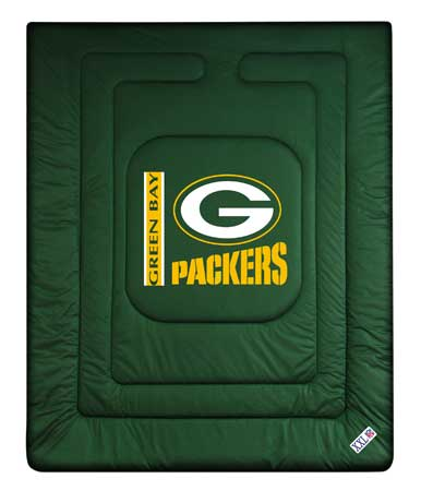Green Bay Packers Locker Room Comforter