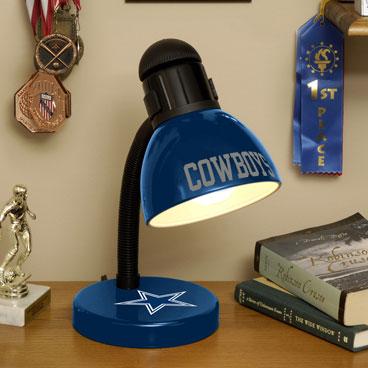 Dallas Cowboys Nfl Desk Lamp